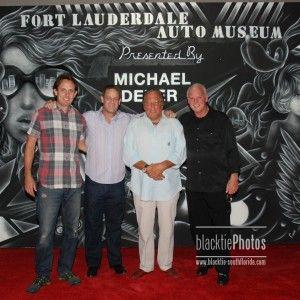 Aaron Parkinson, David Goldfarb, Michael Dezer & Gary Canetti