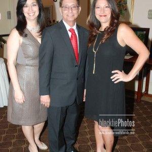 Illeana Ramirez-Cueli, Jerry Cohen & Liz Velez Briguera