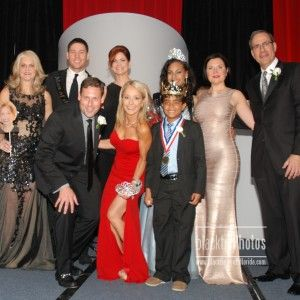 Cruise Planner representing Beverly Brean in Memoriam, Brent Hagey, DeAnn Hazey, Vanessa Joseph, Emily Ziegler, Patrick Daoud,  (Front row) Brian Koch, Ana Vento & Davi Moreira