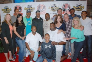 The Russell Life Skills & Reading Foundaton – Dophins Watch Party & Laughs for Literacy