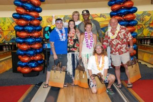 Second Annual Cliff Floyd Charity Bowling Tournament