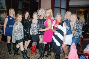 "PINION ""Kinky Boots"" @ Capital Grill Galleria"