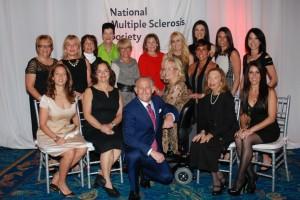 MS Gala Luncheon Honoring David B. Schulman
