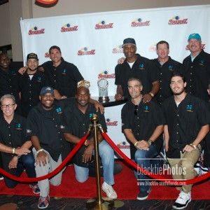 FOURTH ANNUAL CLIFF FLOYD CELEBRITY BOWLING TOURNAMENT